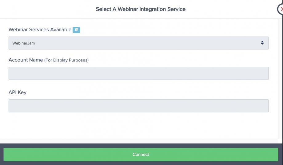Integrating WebinarJam - PayKickstart Support Center
