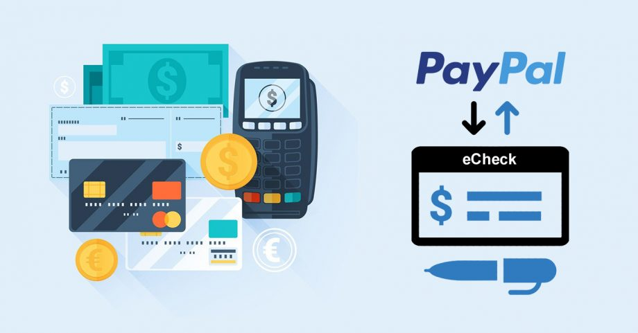 How to Accept eCheck as a Payment Option in Paypal